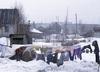 Horror w rosyjskiej wsi. W lodówce 80-latki znaleziono części ludzkiego ciała