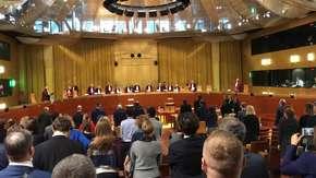Luksemburg. Rozprawa w unijnym trybunale o Sądzie Najwyższym