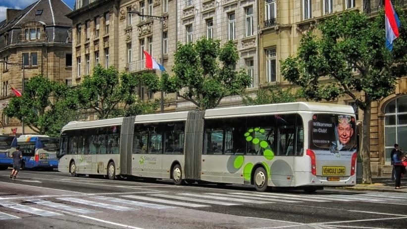 Luksemburg. Władze zapowiedziały wprowadzenie darmowej komunikacji publicznej