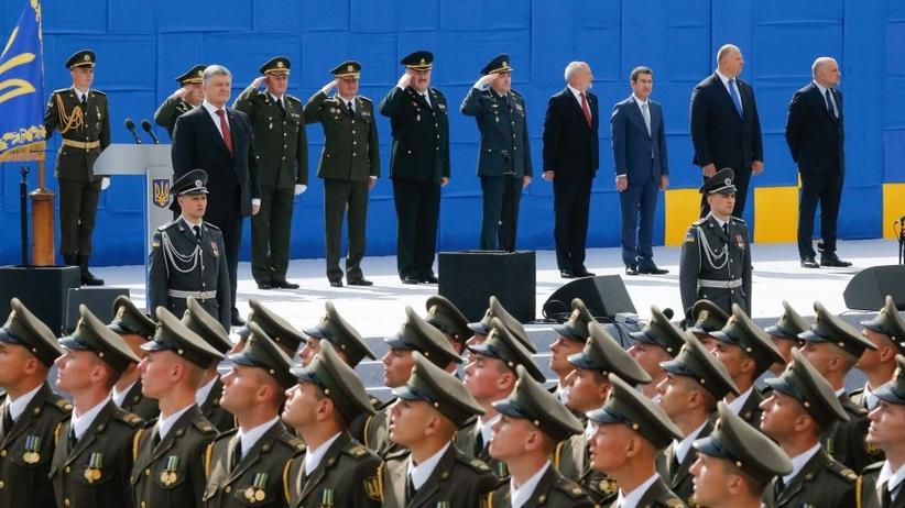 Stanowcza deklaracja Macierewicza: Polska jest po stronie Ukrainy, bo ta broni Europy