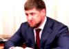 Przywódca Czeczenii zaprasza do siebie Merkel i Macrona