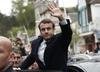 To im pokazał! Macron nie odwiedził rosyjskiego stoiska na targach książki