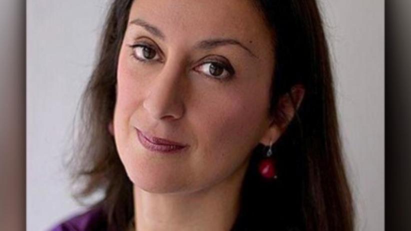 Zabójstwo dziennikarki na Malcie. Pierwsze zatrzymania