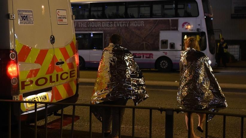 Eksplozja po koncercie Ariany Grande w Manchesterze. Są zabici i ranni