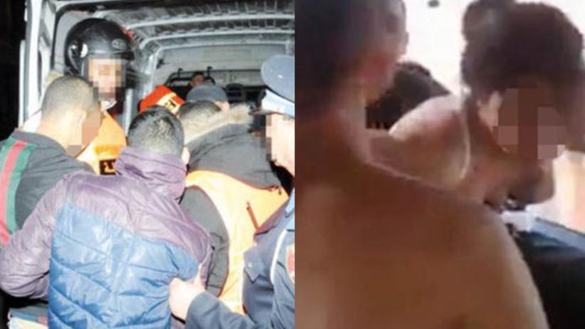 Nastolatkowie zgwałcili w autobusie upośledzoną kobietę