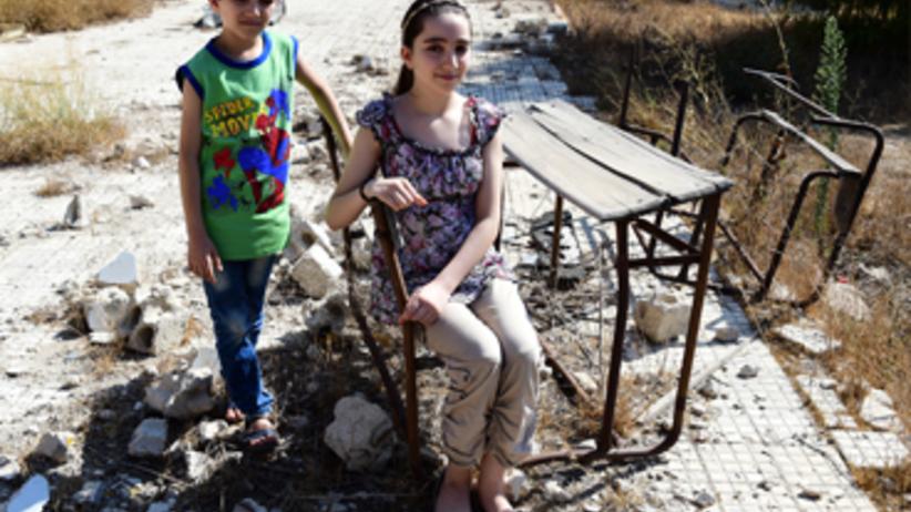 """""""Mazowsze dla Syrii"""". Zbiórka pieniędzy na budowę syryjskiej szkoły"""