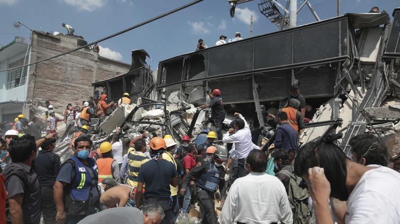 Trzęsienie ziemi w Meksyku. Co z Polakami?