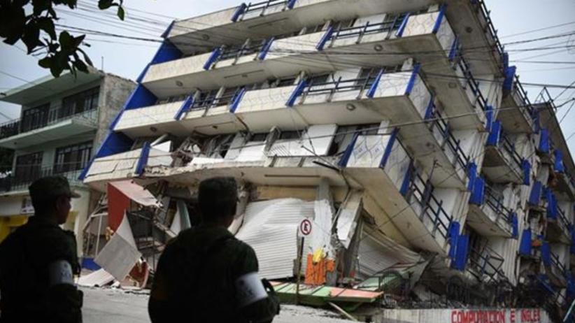 Panika w Meksyku. Silne trzęsienie ziemi na południu kraju [WIDEO]