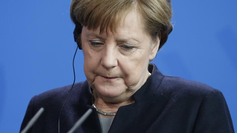 Merkel rozmawiała z May. Złożyła kondolencje po ataku w Londynie