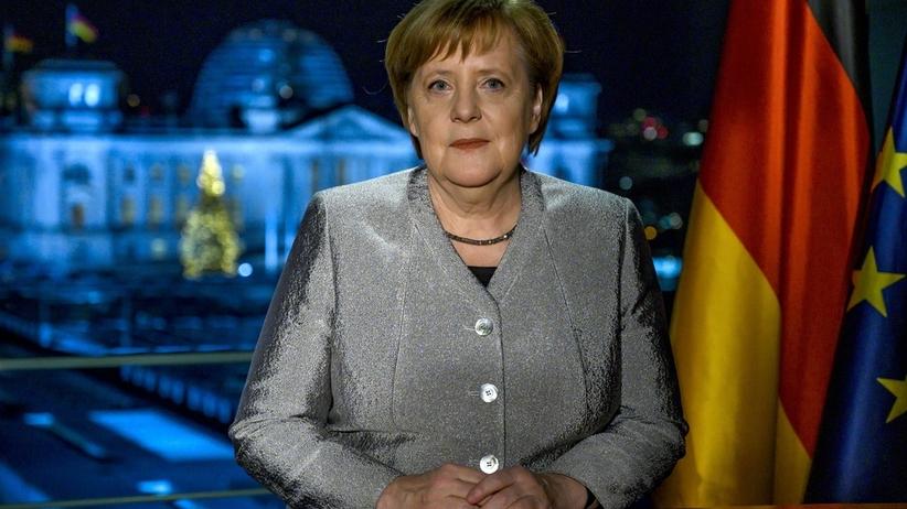 Merkel wzywa do zwiększenia roli Niemiec w światowej polityce