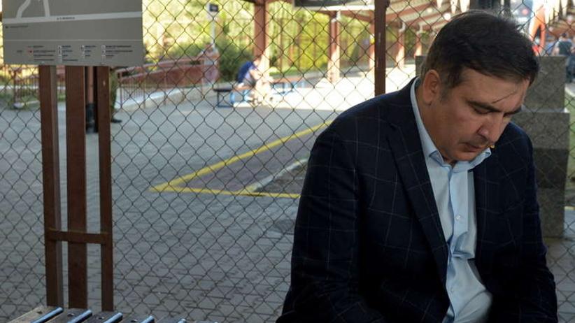 Micheil Saakaszwili wydalony do Polski. Zatrzymano go w restauracji w Kijowie