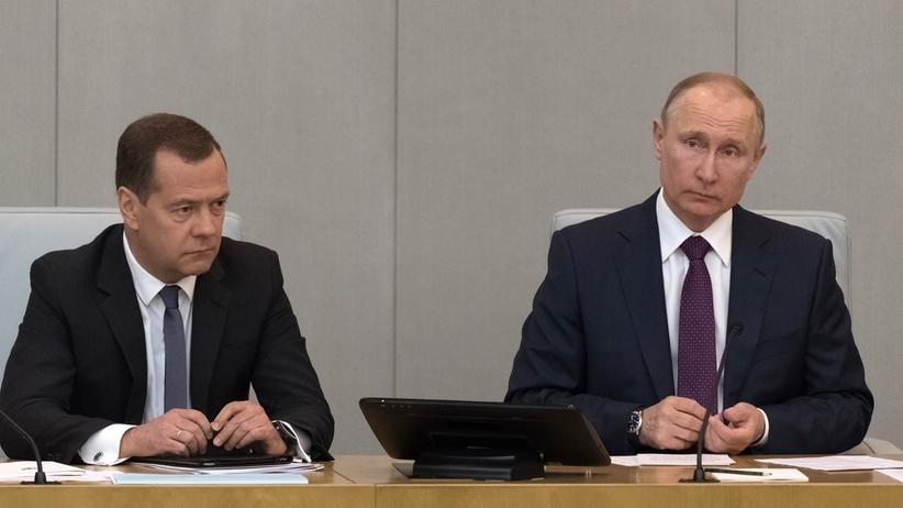 Rosja ostrzega USA. Sankcje równoznaczne z wojną gospodarczą