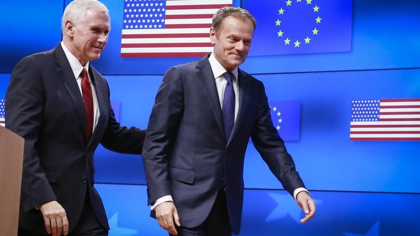 Mike Pence o wschodniej flance NATO i kryzysie na Ukrainie