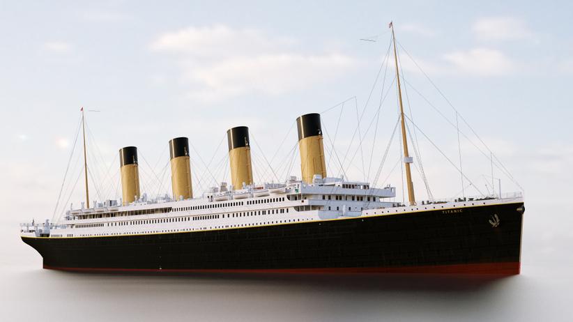 Miliarder buduje nowego Titanica. Wiemy, kiedy wypłynie w rejs