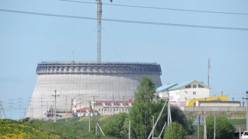 Za wschodnią granicą powstaje elektrownia atomowa