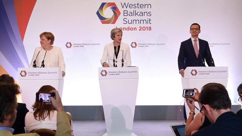 Morawiecki na szczycie UE-Bałkany Zachodnie