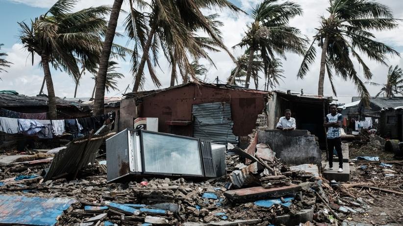 Rośnie liczba ofiar cyklonu Idai i powodzi w Mozambiku. Potężny żywioł zabił kilkaset osób