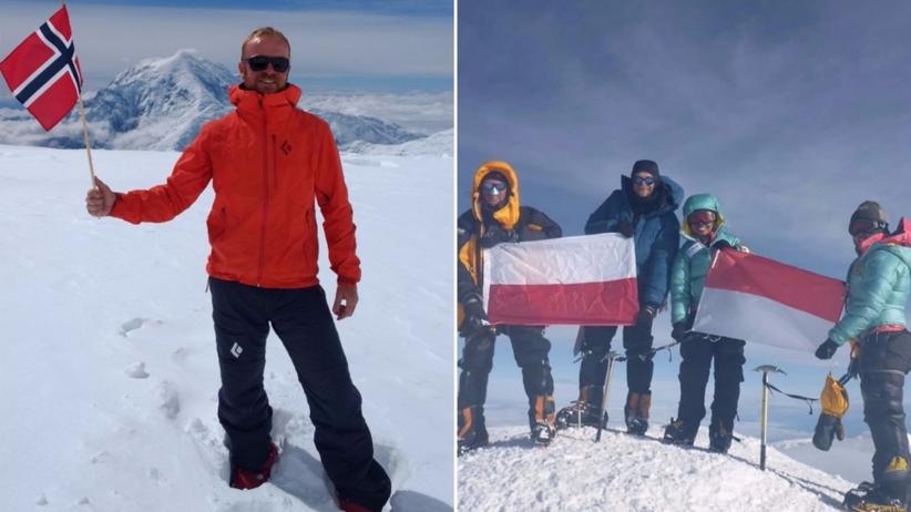 Wspinacz na szczycie sześciotysięcznika odnalazł aparat ze zdjęciami Polaków