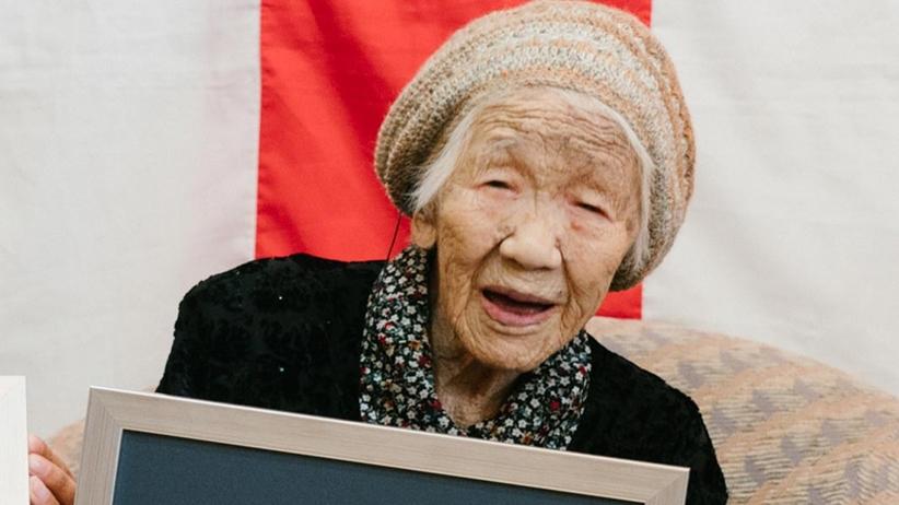 116-letnia Japonka Kane Tanaka najstarszą osobą na świecie