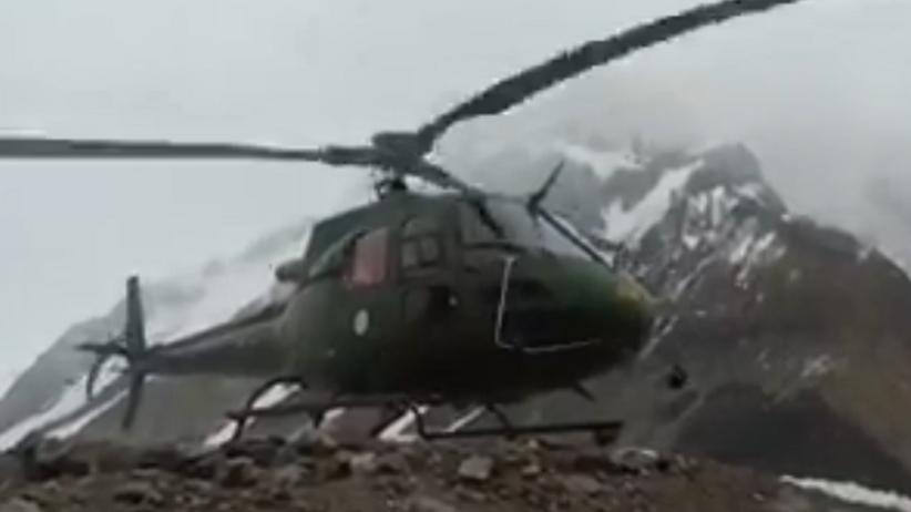 Akcja ratunkowa na Nanga Parbat. Ekipa wyleciała spod K2