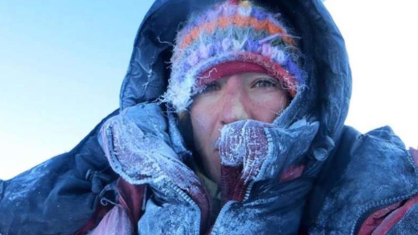 Elizabeth Revol po akcji ratunkowej. Są nowe zdjęcia z Nanga Parbat