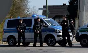Duisburg: Napad na bank