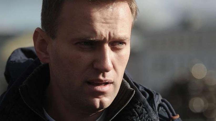 Twarz rosyjskiej opozycji Aleksiej Nawalny może trafić do łagru
