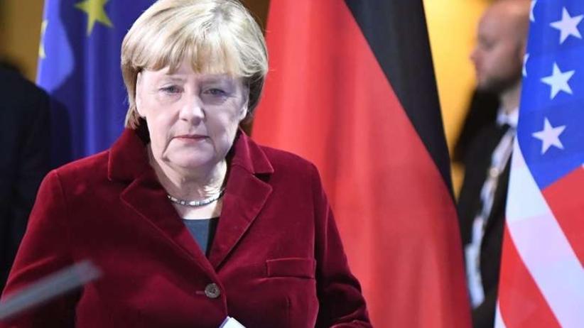 Awaria samolotu kanclerz Niemiec. Maszyna zawróciła znad Holandii