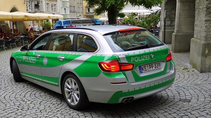 Mężczyzna wziął zakładniczkę w Jugendamcie w Bawarii