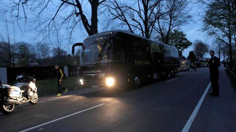 Zamach w Dortmund