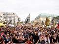 Niemcy: Protest skrajnie prawicowej AfD. Więcej kontrdemonstrantów