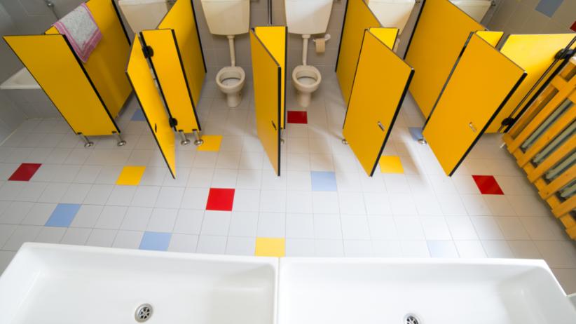 Dramat w szkolnej toalecie. Polak molestował 9-latkę