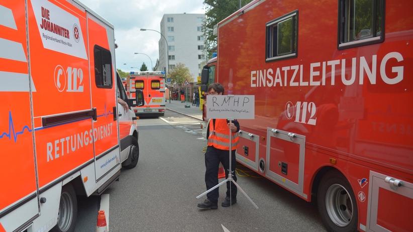 Wielka ewakuacja Frankfurtu. Domy opuści... 90 tysięcy osób!