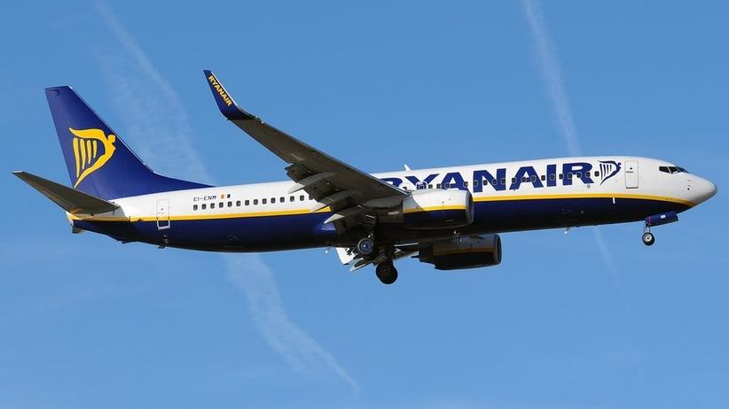 Niemcy. Awaryjne lądowanie samolotu Ryanaira. 33 rannych