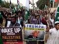 Niemcy: Palone flagi Izraela. Berlin protestuje przeciw decyzji Trumpa