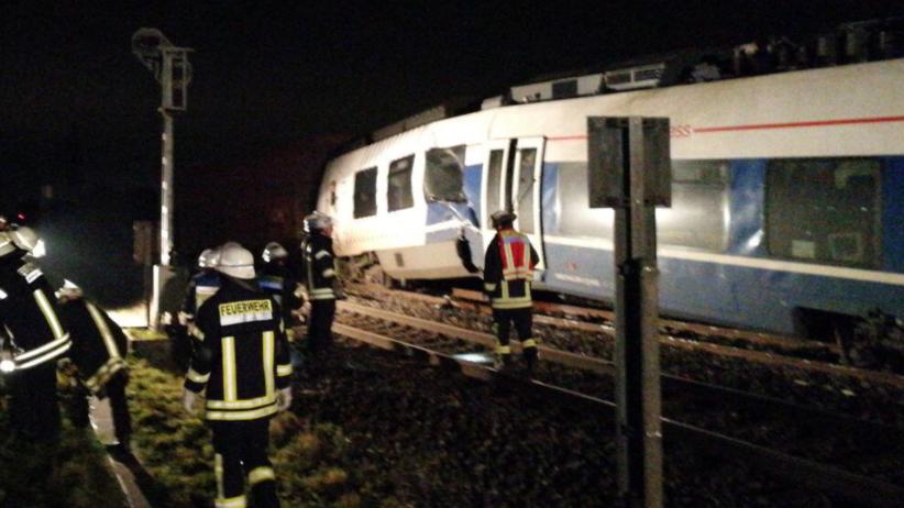 Katastrofa kolejowa w Niemczech. Policja: do 50 rannych