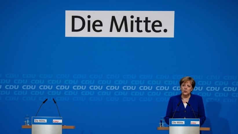Niemcy. Kompromis koalicji CDU-CSU w sprawie uchodźców