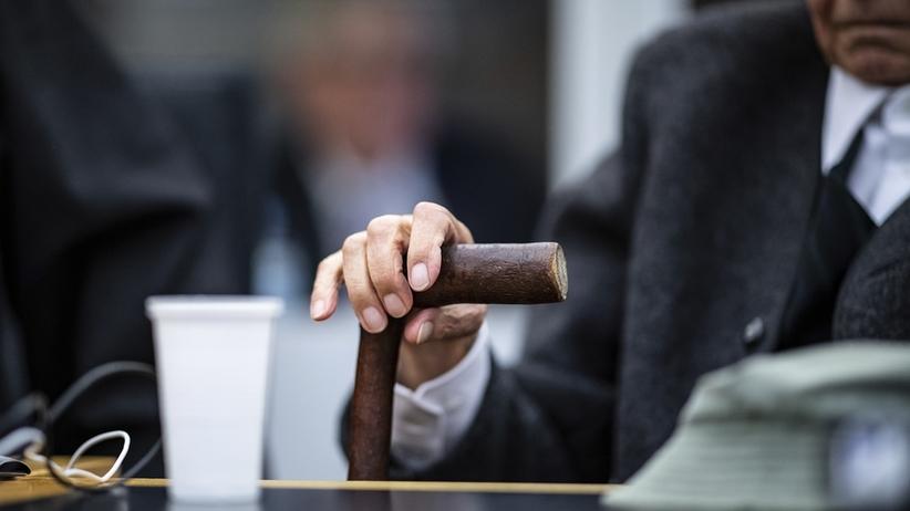 Strażnik obozu koncentracyjnego stanął przed sądem dla… nieletnich. Ma 94 lata