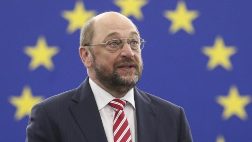 Schulz grozi Węgrom i Polsce. ''UE nie jest supermarketem''