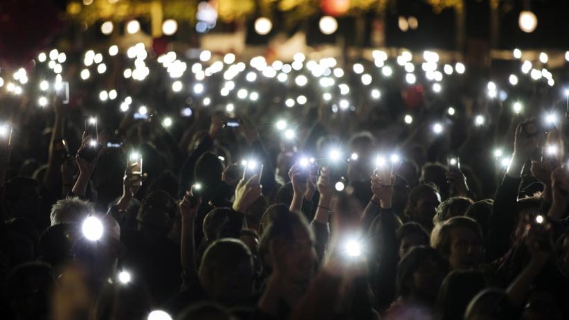 Kilkadziesiąt tysięcy osób na ulicach Berlina. Największy protest ostatnich lat