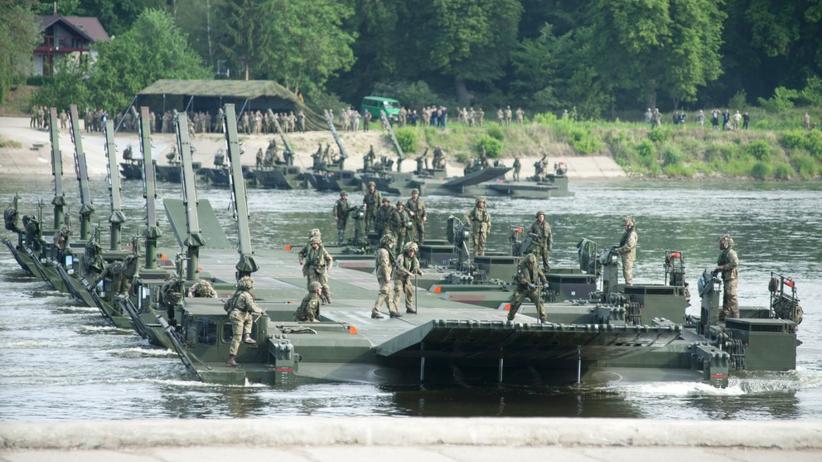 """Niemiecki tygodnik """"Der Spiegel"""": Z magazynów Bundeswehry znika broń"""