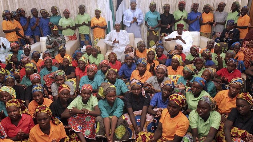 Boko Haram uwolniło uczennice porwane 3 lata temu