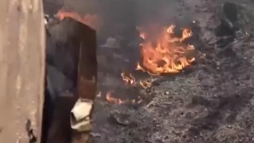 Ponad 50 osób zaginęło po eksplozji rurociągu z ropą