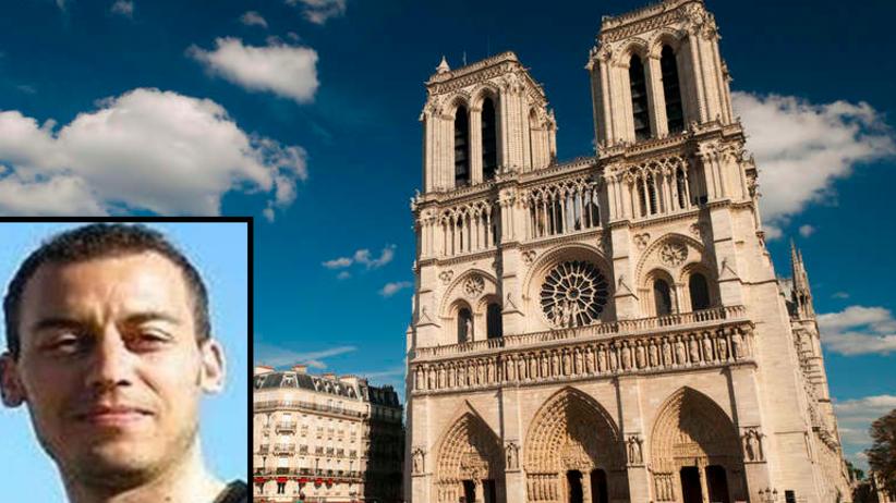 Zamachowiec spod Notre Dame jest laureatem nagrody Komisji Europejskiej