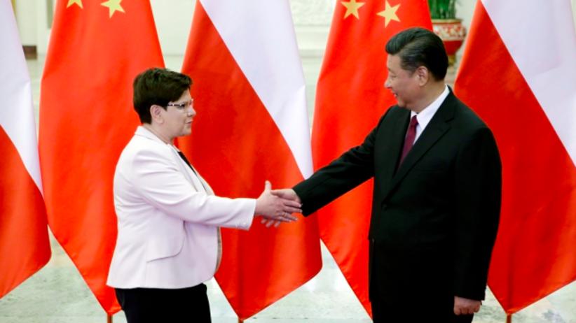 Szydło w Chinach o Nowym Jedwabnym Szlaku