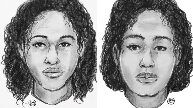 Zwłoki sióstr znalezione na brzegu rzeki. Były owinięte taśmą
