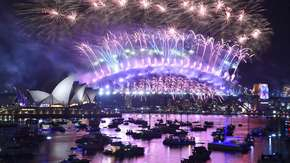 Nowy Rok na świecie. Gdzie wybiła już północ?