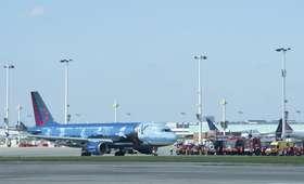 Belgia zamyka przestrzeń powietrzną. Odwołane loty z Polski!