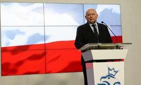Londyn: spotkanie Kaczyńskiego z Theresą May odwołane