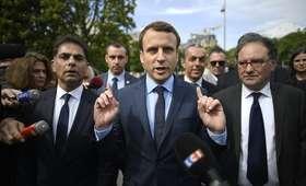 Oficjalnie: Macron wygrywa pierwszą turę wyborów we Francji